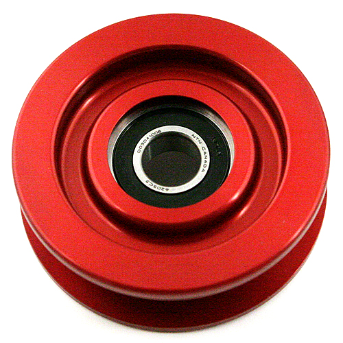Urd Supercharger Pulley: URD SuperGrip Supercharger Pulley For 4 0L